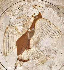 Aphrodite on Swan