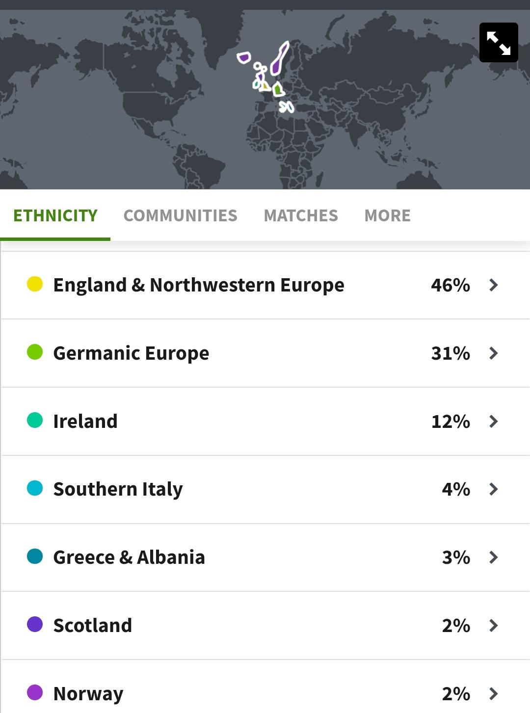 Ancestry.Com Chart 10-13-2021